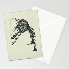 Lascivious Frog Stationery Cards