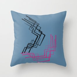 "Alien: "" Look at my hands "" Throw Pillow"