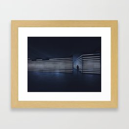 These lines... Framed Art Print