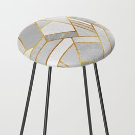 Gold City Counter Stool