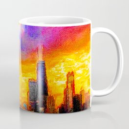 Bone Machine Coffee Mug