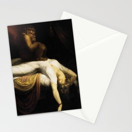 Henry Fuseli The Nightmare Stationery Cards