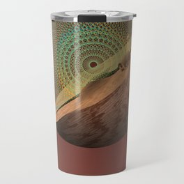Full Crate Release Party - Dune Red Travel Mug