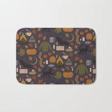 Autumn Nights Bath Mat