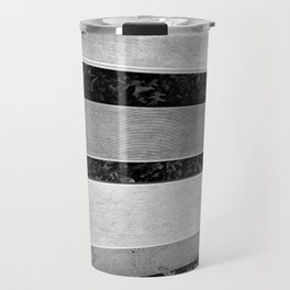 Steel Bars Travel Mug