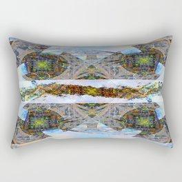 Pulleys Rectangular Pillow