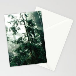 Up In The Woods Stationery Cards