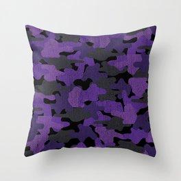 Warrior Duty Throw Pillow