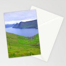 faroe islands Stationery Cards