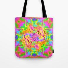 Aziza-Lady Jasmine Tote Bag