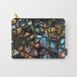 Lava Rocks Carry-All Pouch