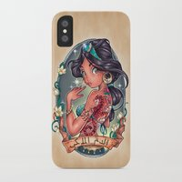 blood iPhone & iPod Cases featuring Royal Blood by Tim Shumate