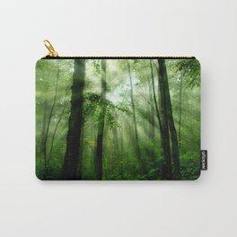 Joyful Forest Carry-All Pouch