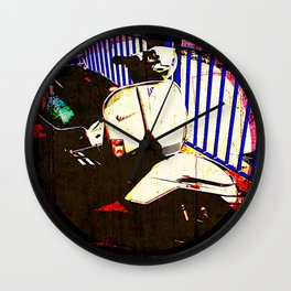 SCOOTER Wall Clock