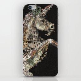 unicorn - licorne - unicorno - 獨角獸 - Einhorn - magique - magic - tayatamelie am-steampunk iPhone Skin
