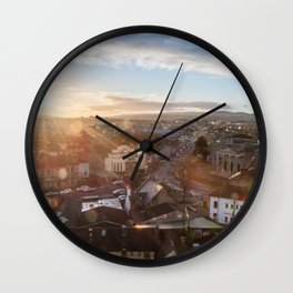 First Tower in Ireland Wall Clock