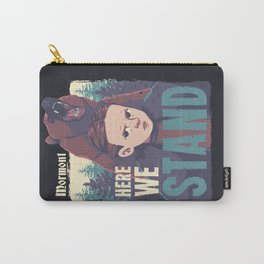 We Stand Carry-All Pouch