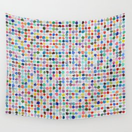 Mod Dots Wall Tapestry