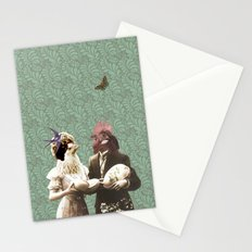 Mr & Ms Chick Stationery Cards