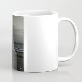 Sad story about a chimp in space Coffee Mug