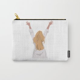 BLAME IT ON THE BOSSA NOVA - AINSLEY HAYES Carry-All Pouch