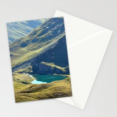 Among The Slopes Stationery Cards