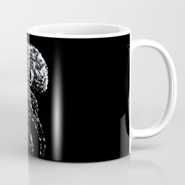Deep Dark Octopus Coffee Mug