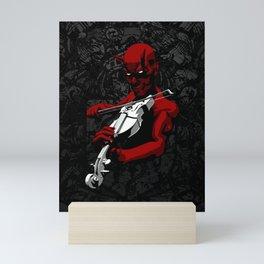 Devil's Trill Mini Art Print