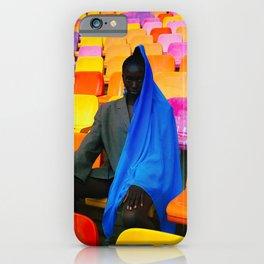 Georgina Gora. iPhone Case