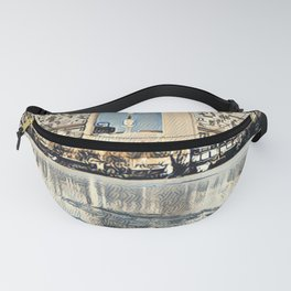 Painted Vienna 1 Fanny Pack