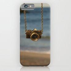 Camera over the ocean iPhone 6s Slim Case