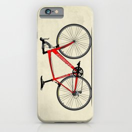 Specialized Racing Road Bike iPhone Case