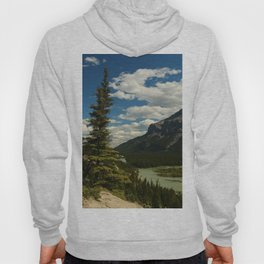 Bow River Valley Banff Hoody