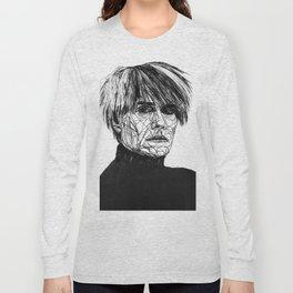 My Favorite Rogue (Warhol) Long Sleeve T-shirt