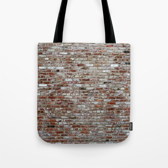Stone Wall pattern Tote Bag