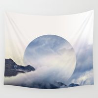 motivational Wall Tapestries featuring Daydreaming.  by witchoria