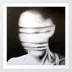 Blurry #2 Art Print
