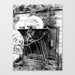 Vintage WhetStone Canvas Print