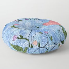 Thinking of You Floor Pillow