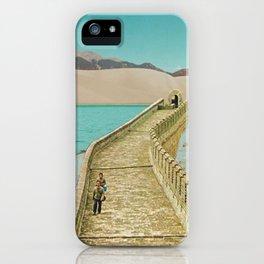 Bridge of the Gods iPhone Case