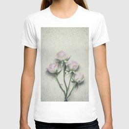 Delicate Roses T-shirt