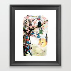 Japanese 2 Framed Art Print