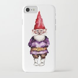 Alfred the Gnome iPhone Case