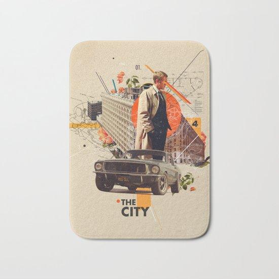 The City 1968 Bath Mat