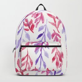 180726 Abstract Leaves Botanical 6 |Botanical Illustrations Backpack