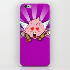 The Valentine's Poo iPhone & iPod Skin