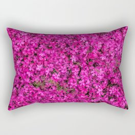 violet flowers Rectangular Pillow