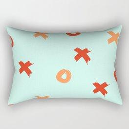 XOXO Love // Nautical Color Schemem Rectangular Pillow