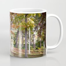 Trees at Wellesley  Mug