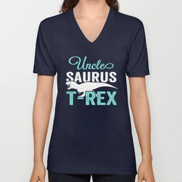 Uncle Saurus Shirt Unisex V-Neck